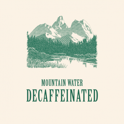 Mountain Water Decaffeinated