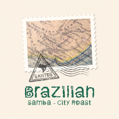 Brazilian Samba - City Roast