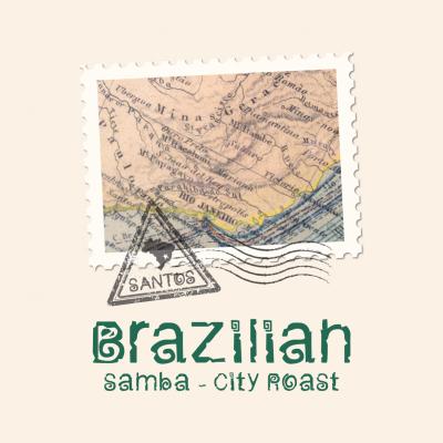 Brazilian Samba - City Roast