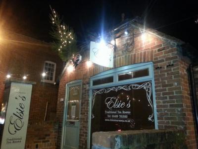 Elsie's Traditional Tearoom, Botley image