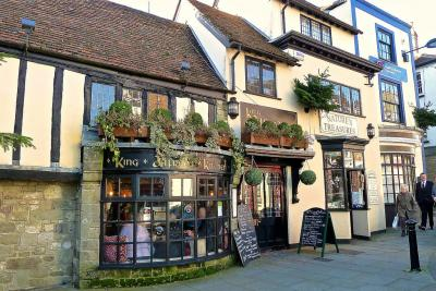 The King Alfred's Kitchen, Shaftesbury image