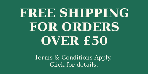 Free delivery over 50 pounds